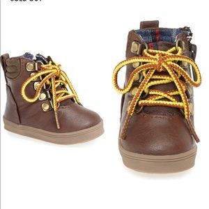 Tommy Hilfiger baby hiking boots